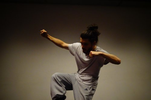 IN RESIDENCY: ÆTHER DANCE COMPAGNIE